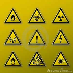 Uyarı Levhaları Baskılar (3)