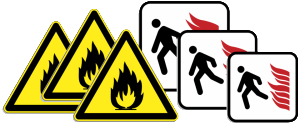 Uyarı Levhaları Baskılar (4)